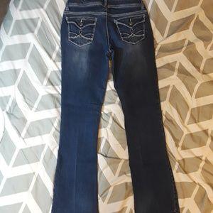NWOT Girls Mudd Jeans Size 14 bootcut